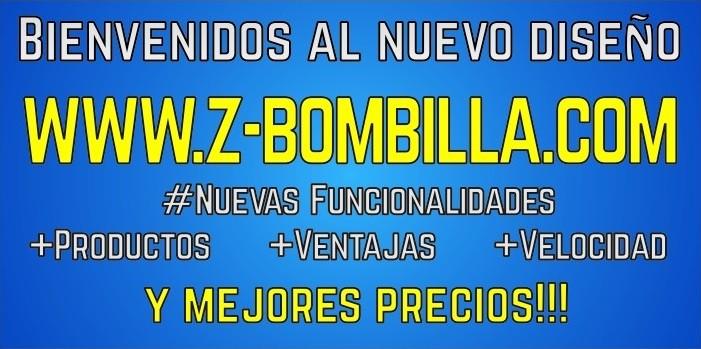 New design Z-bombilla