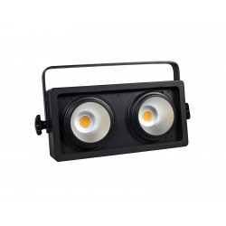 Eurolite - Audience Blinder 2x100W LED COB WW 1