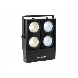 Eurolite - Audience Blinder 4x100W LED COB CW/WW 1