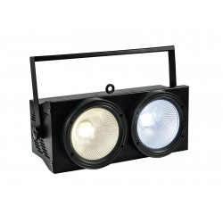 Eurolite - Audience Blinder 2x100W LED COB CW/WW 1