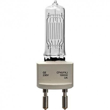 General Electric - CP40 FKJ 1000w 240v G22 88538