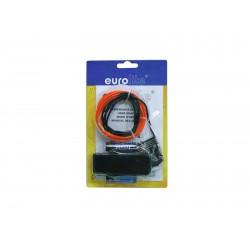 Eurolite - EL-Wire 2mm, 2m, red 1
