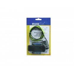 Eurolite - EL Wire 2mm, 2m, yellow 1