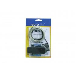 Eurolite - EL Wire 2mm, 2m, light blue 1
