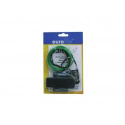 Eurolite - EL Wire 2mm, 2m, green 1