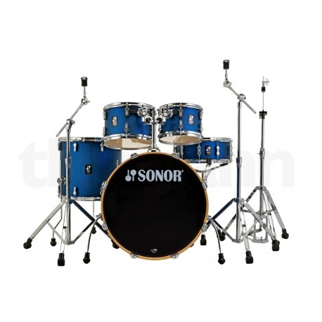 Sonor - SET AQ1 STAGE DARK BLUE SPARKLE 1