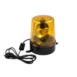 Eurolite - LED Police Light DE-1 yellow 1