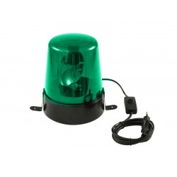 Eurolite - LED Police Light DE-1 green 1