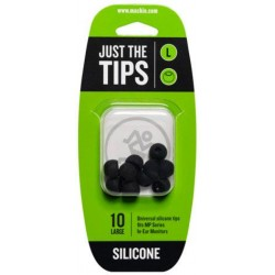 Mackie - MP SERIES LARGE SILICONE BLACK TIPS KIT 1