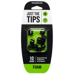 Mackie - MP SERIES MEDIUM FOAM BLACK TIPS KIT 1