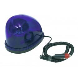 Eurolite - Police Beacon STA-1221 blue 12V/21W 1
