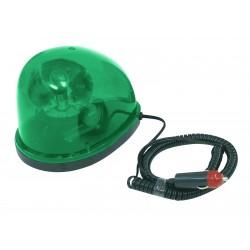 Eurolite - Police Beacon STA-1221 green 12V/21W 1