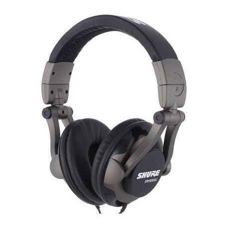 7125bc05383 Shure - SRH 550 DJ - Auriculares DJ   Z-Bombilla