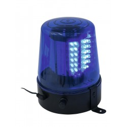 Eurolite - LED Police Light 108 LEDs blue Classic