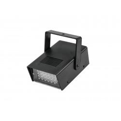 Eurolite - LED Disco Strobe white, sound