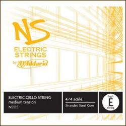 Dáddario Orchestral - NS515 JUEGO CELLO ELECTRICO