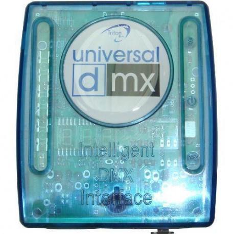 Triton Blue - SUITE2-BC (triton) - DMX-512 Controller PC | Z-Bombilla