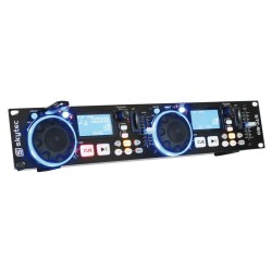 Skytec - STC-50 Doble Reproductor MP3/USB/SD