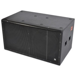 "Skytec - PD-3218S Power Dynamics Subwoofer PA 2x18"" / 2000W"