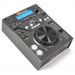 Skytec - PDX100 Reproductor Single Carga Superior CD/SD/USB/MP3