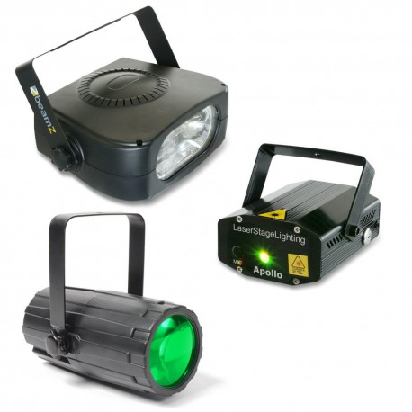 Skytec - Pack Iluminacion 4: Moon Flow