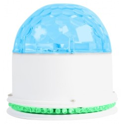Skytec - Spinning Sunflower 48 RGB LEDs con Jellyball