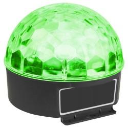 Skytec - Magic Jelly DJ Ball Activada por sonido 6x 1W LED