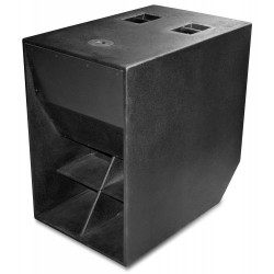 "Skytec - PD Subwoofer tipo tobogan 18"" 1000W"