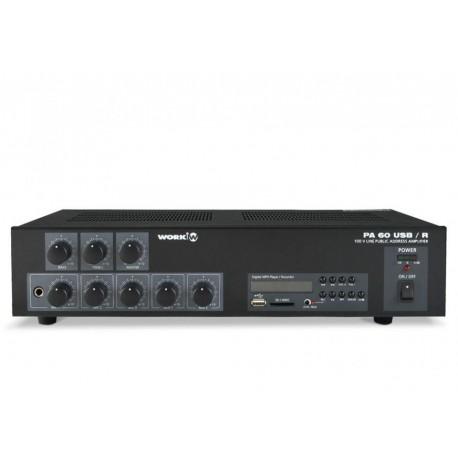 Work - PA 60 USB/R