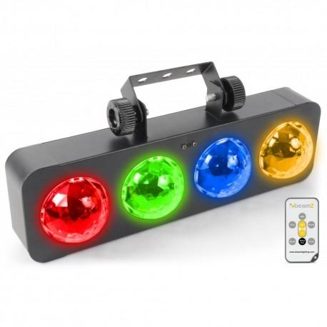Skytec - DJ Bank BX 4x 3W LEDS RGBA