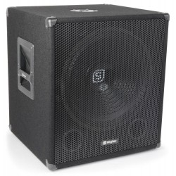 "Skytec - SWA15 Subwoofer activo PA 15"" /600W"