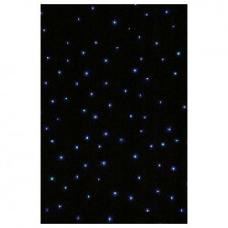 Showtec - Star Sky Pro 6x4m incl. case