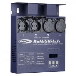 Showtec - MultiSwitch