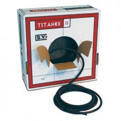 Showtec - Titanex Neopreen 5x2.5mm 1 Metro