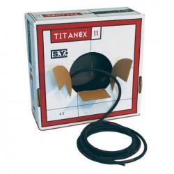 Showtec - Titanex Neopreen 5x6mm 1 Metro