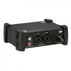 Dap Audio - ASC-202 2 Way Stereo Converter