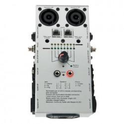 Dap Audio - Cable tester Pro