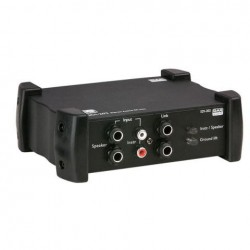 Dap Audio - SDI-202 Stereo Active DI Box