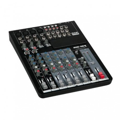 Dap Audio - GIG-104C 10 Channel Mixer