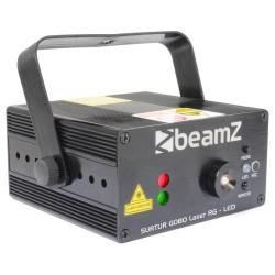 Skytec - Surtur Laser Rojo Verde con Gobo con LED + Mando a distancia