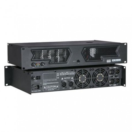 Dap Audio - CX-500 2x200W Amplifier