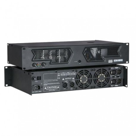 Dap Audio - CX-900 2x450W Amplifier