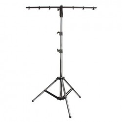 Showtec - Tripod stand MKII incl. T-bar