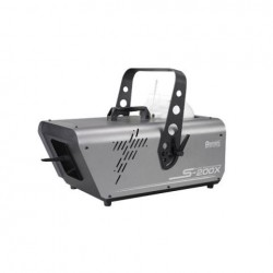 Showtec - S-200X Snowmachine silent