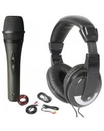 Skytec - SH400 Set accesorios para DJ