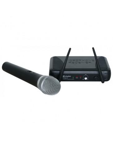 Skytec - Microfono UHF 1 canal STWM721.