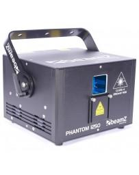 Skytec - Phantom 1250 Laser de Diodo Puro RGB Analogico 30kpps