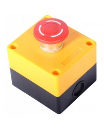 Skytec - Interruptor de emerg para Laser