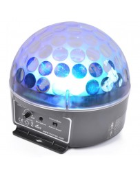 Skytec - Magic Jelly DJ Ball activado por la musica LED
