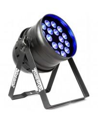 Skytec - BPP205 PAR 64 LED 18x 15W PENTA IR DMX